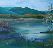 Wetlands, McBride (British Columbia) by Cal Kimola Brown