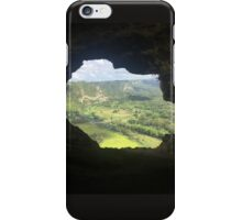 Cave Opening iPhone Case/Skin