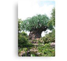 Tree of Life - Walt Disney World Canvas Print