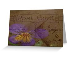 Expecting to see you! Greeting Card