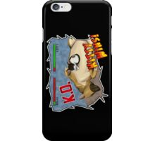 Kitty Wins!! iPhone Case/Skin