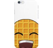 WAFFLEMODE ' S EPIC YOUTUBE MASCOTTE iPhone Case/Skin