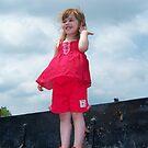 Windy Day Princess by bugboobunz