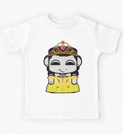 Princess Zoha O'babybot Kids Tee