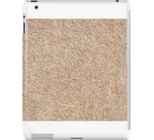 Merino fur or wool texture iPad Case/Skin
