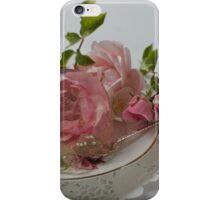 Rose dessert - by Darren Harwood iPhone Case/Skin