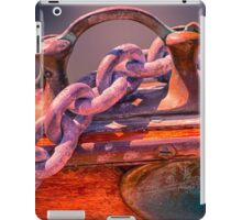 Anchor Chain iPad Case/Skin