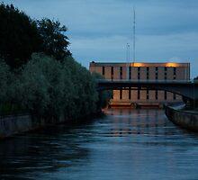Dark river by MistyIslet