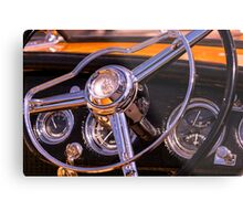 Chromed Cruiser 1 Metal Print