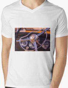 Chromed Cruiser 2 Mens V-Neck T-Shirt