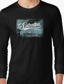 Re-Elect Frank Sobotka - the Wire Long Sleeve T-Shirt