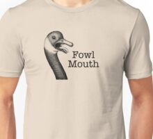 Canada Goose: Fowl Mouth Unisex T-Shirt