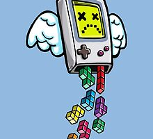 Game Boy  by Nicole Diacono