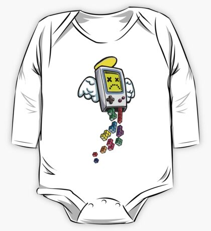 Game Boy  One Piece - Long Sleeve