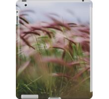 Guided by the wind iPad Case/Skin