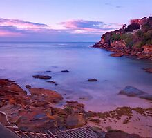 Gordons bay sun rise by donnnnnny