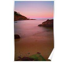 Dawn at Gordons Bay Poster