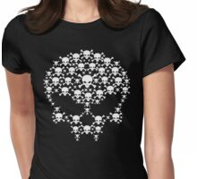 Skully Womens Fitted T-Shirt