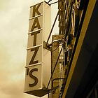 Katz's Deli by hcorrigan