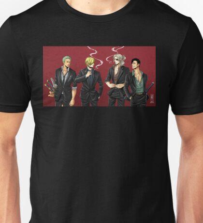 PIRATES X GANGSTA Unisex T-Shirt