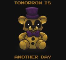 Tomorrow is another day - Fredbear FNAF by Koalacubes