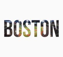 Boston  by tklegin97