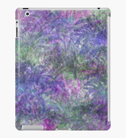 Color Leaf Explosion Abstract iPad Case/Skin
