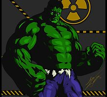 The Incredible Hulk by Jairo Guarin