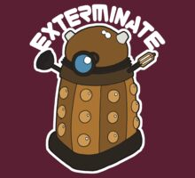 Dalek! by RhiMcCullough