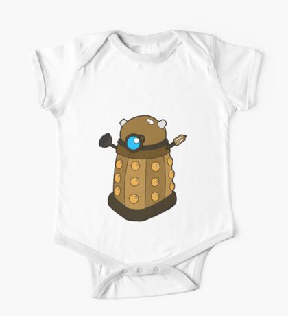Dalek! One Piece - Short Sleeve