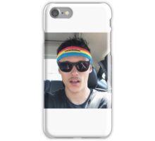 Jonathans Face iPhone Case/Skin