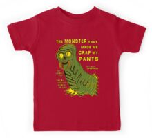 The Monster That... Kids Tee