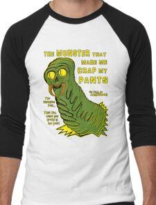 The Monster That... Men's Baseball ¾ T-Shirt