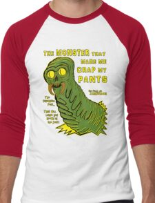 The Monster That... Men's Baseball ¾ T-Shirt
