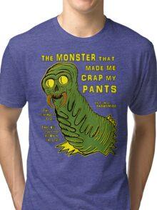 The Monster That... Tri-blend T-Shirt