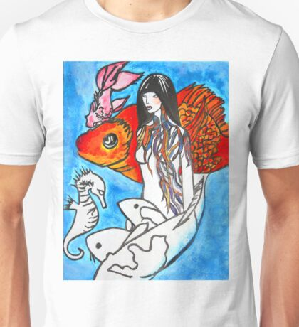 The Sea King's Daughter Unisex T-Shirt