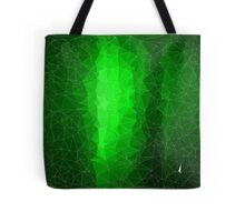 Green Polygon Phone Cases Tote Bag