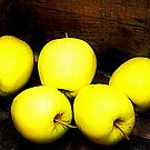 Farmer's Market V - Golden Delicious by jojocraig