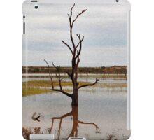 Dead Trees Digitised (2) iPad Case/Skin