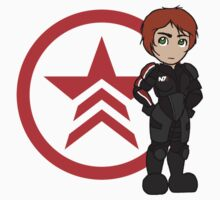 Renegade Shepard by RhiMcCullough