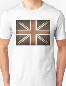 Vintage United Kingdom Flag T-Shirt