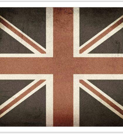 Vintage United Kingdom Flag Sticker