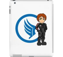 Paragon Shepard iPad Case/Skin
