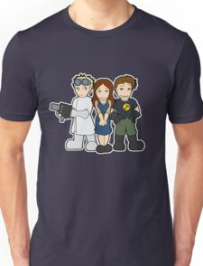 Phd. In Cuteness Unisex T-Shirt