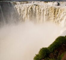 Iguazu Falls - Devil's Gorge by Gabriel Skoropada