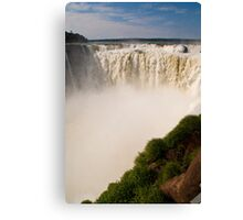 Iguazu Falls - Devil's Gorge Canvas Print