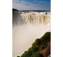 Iguazu Falls - Devil's Gorge Photographic Print