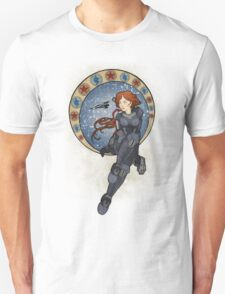 Commander Sheperd Nouveau T-Shirt