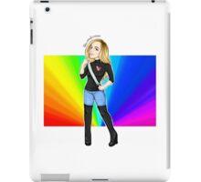 LGBT Jade iPad Case/Skin