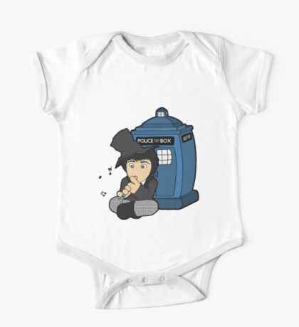 Doctor Number Two One Piece - Short Sleeve